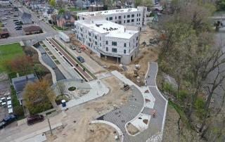 Muncie Apartments - Drone photos 1