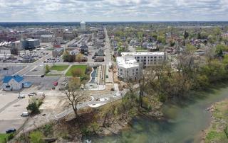 Muncie, Indiana Apartments - Drone photos 5